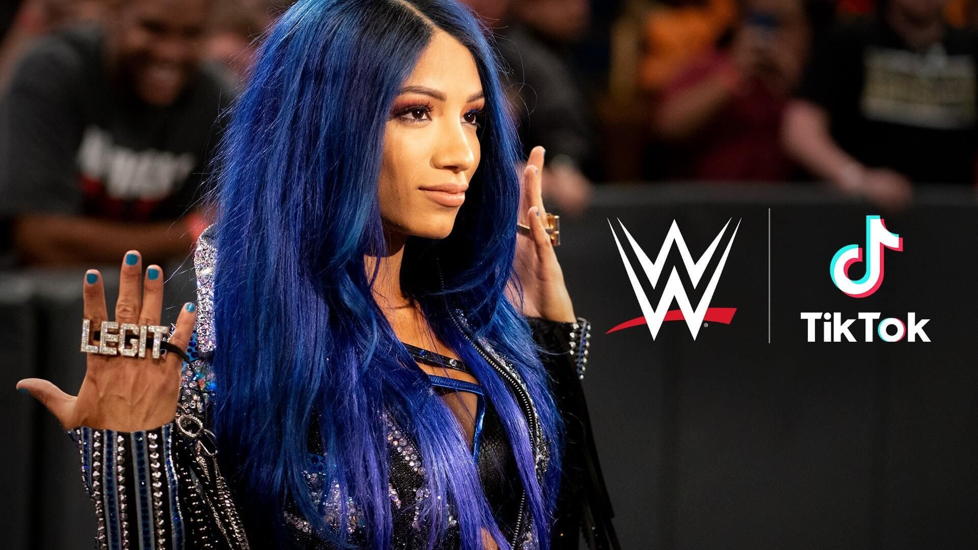 WWE on TikTok