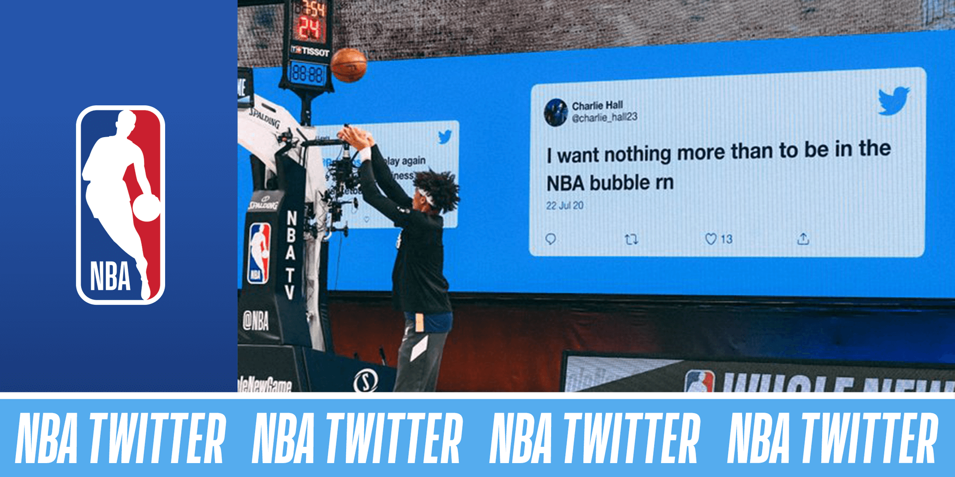 @NBA Twitter - From Orlando to Twitter