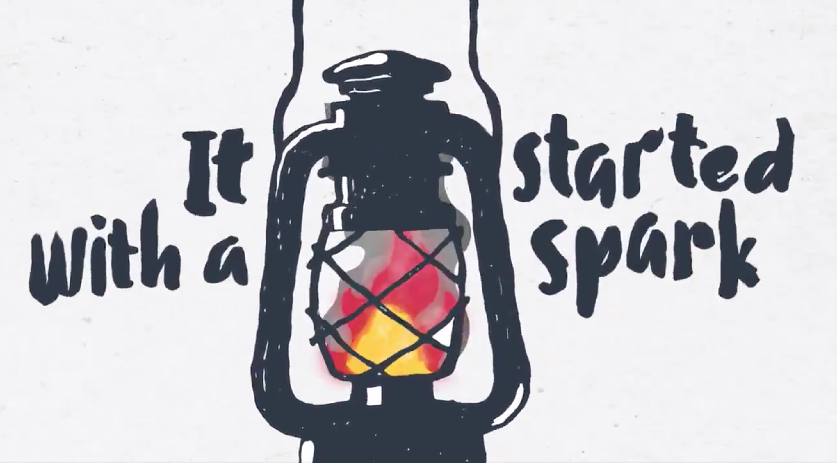 It Started With A Spark