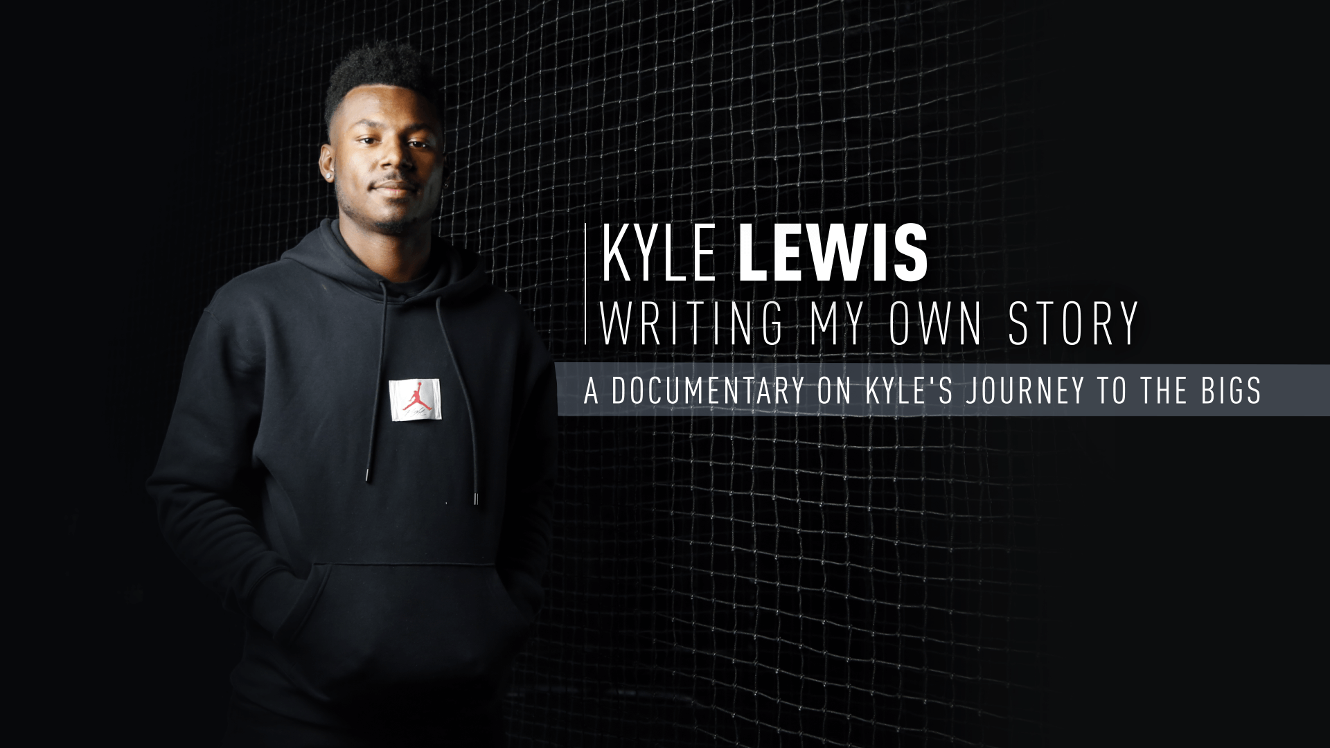 Kyle Lewis- Writing My Own Story