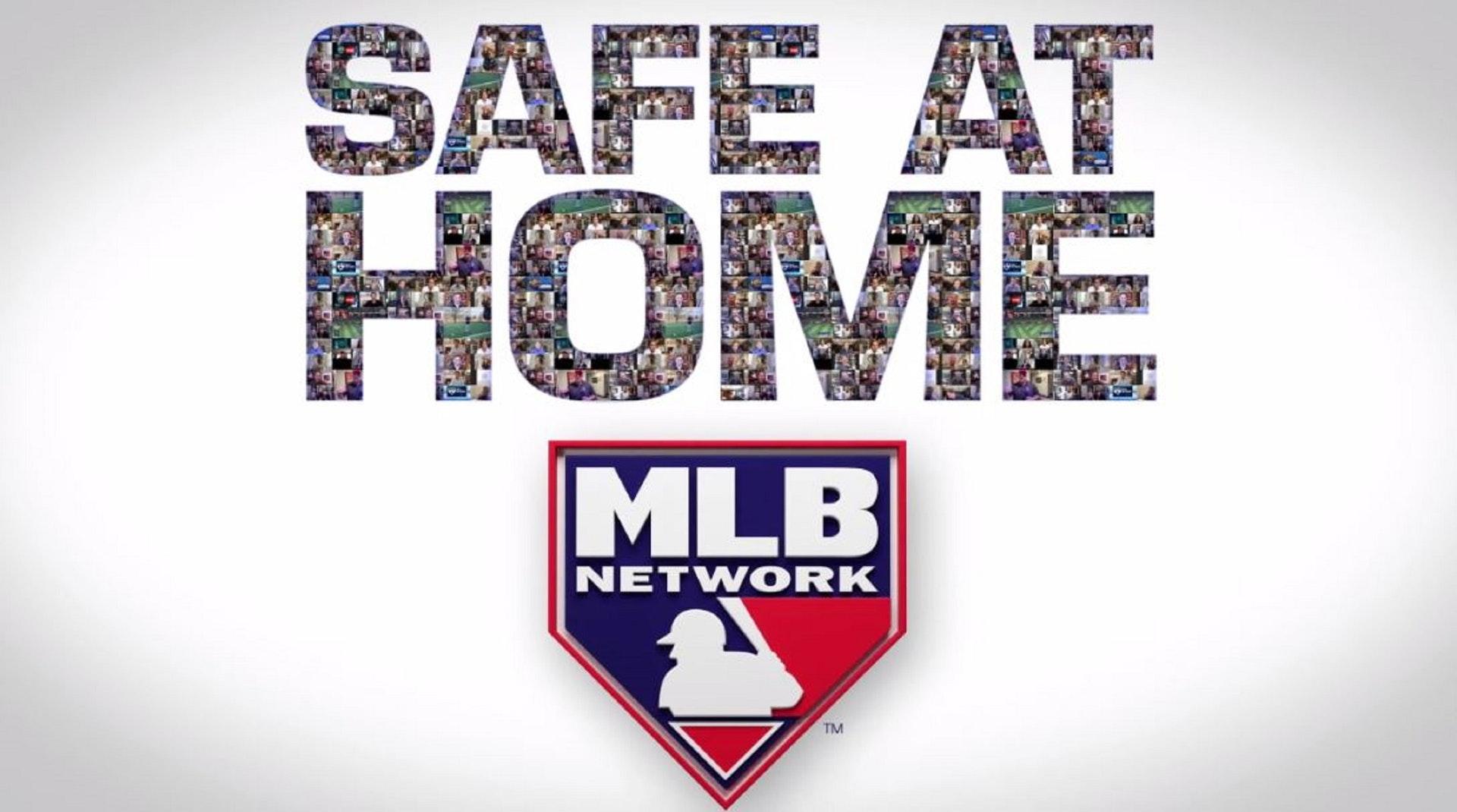 MLB Network Safe at Home