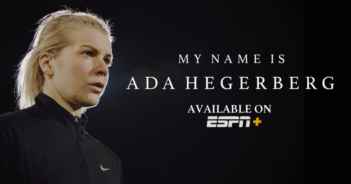 My Name is Ada Hegerberg