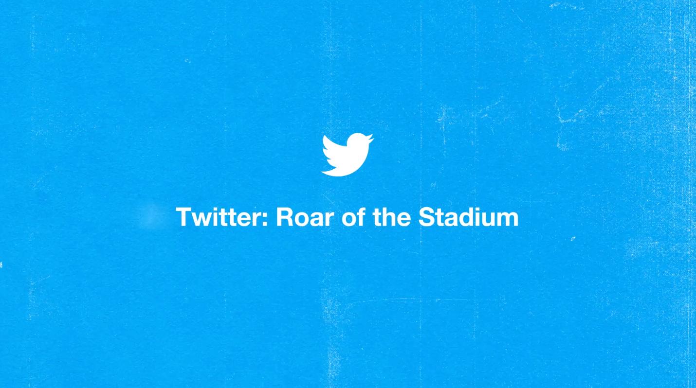 Roar of the Stadium