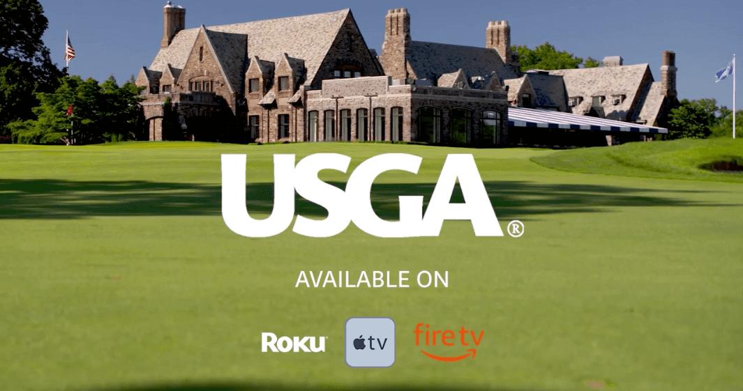 USGA Streaming App: Full U.S. Open Final Rounds