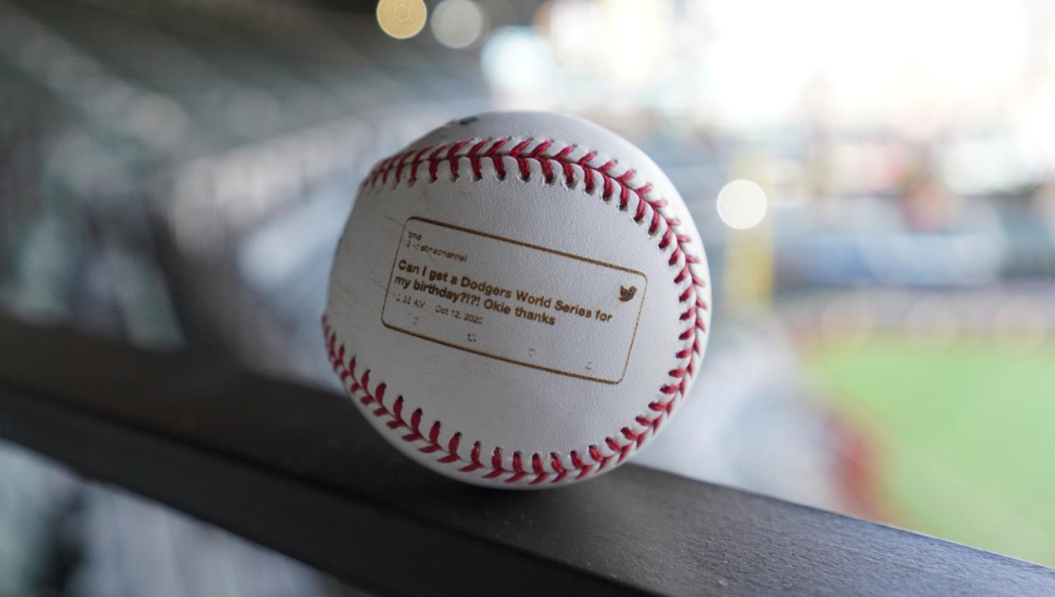 Twitter + MLB