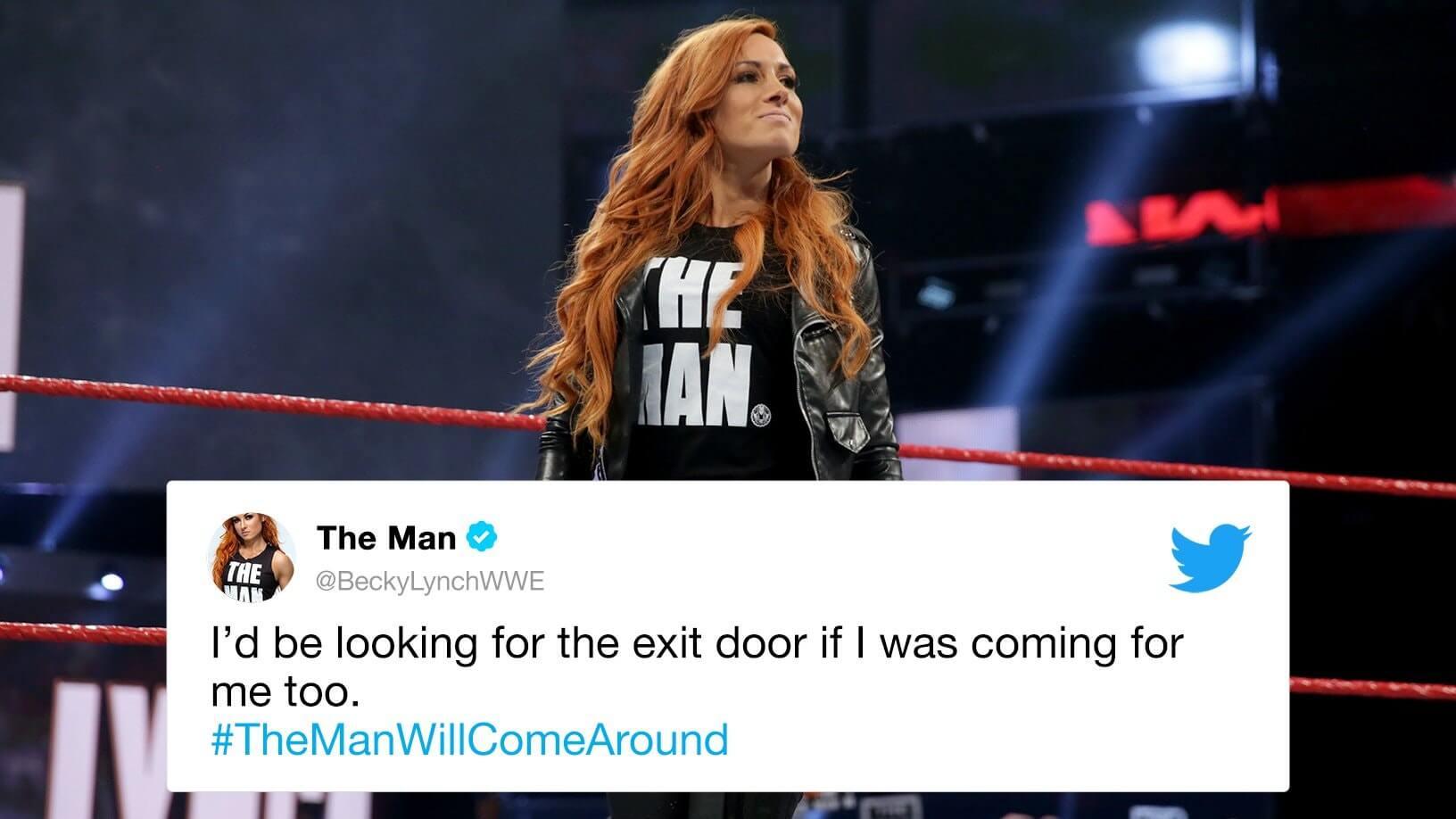 WWE on Twitter