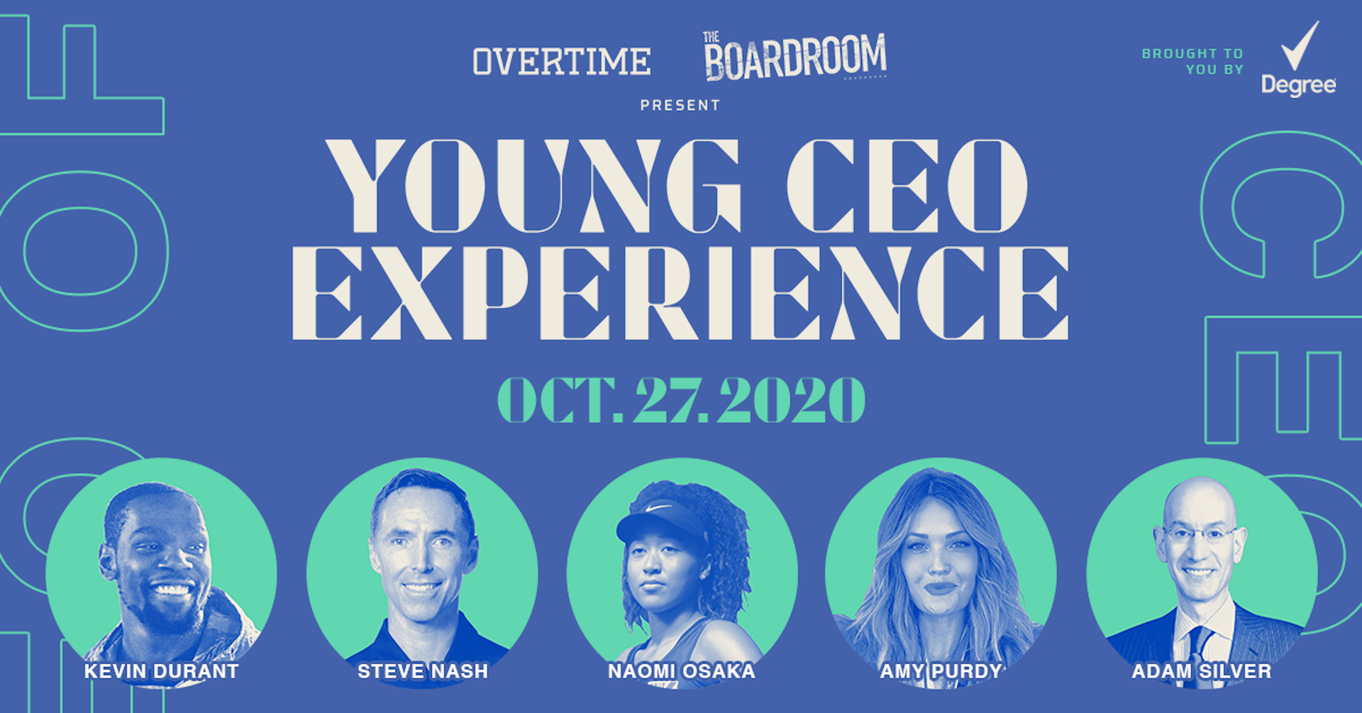 Young CEO. It's not a conference, it's an experience