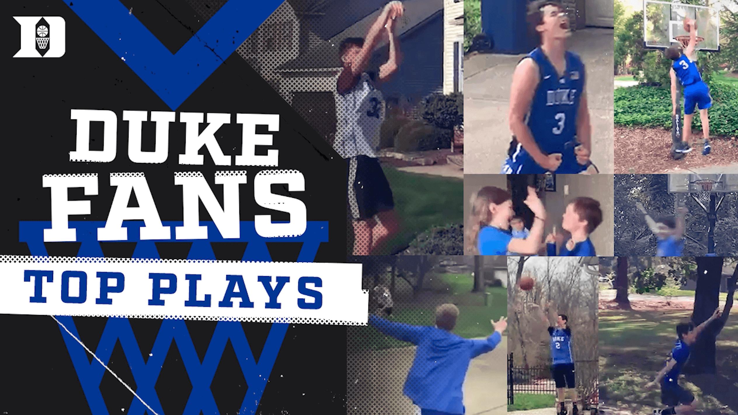 Duke Fans Top Plays Remake