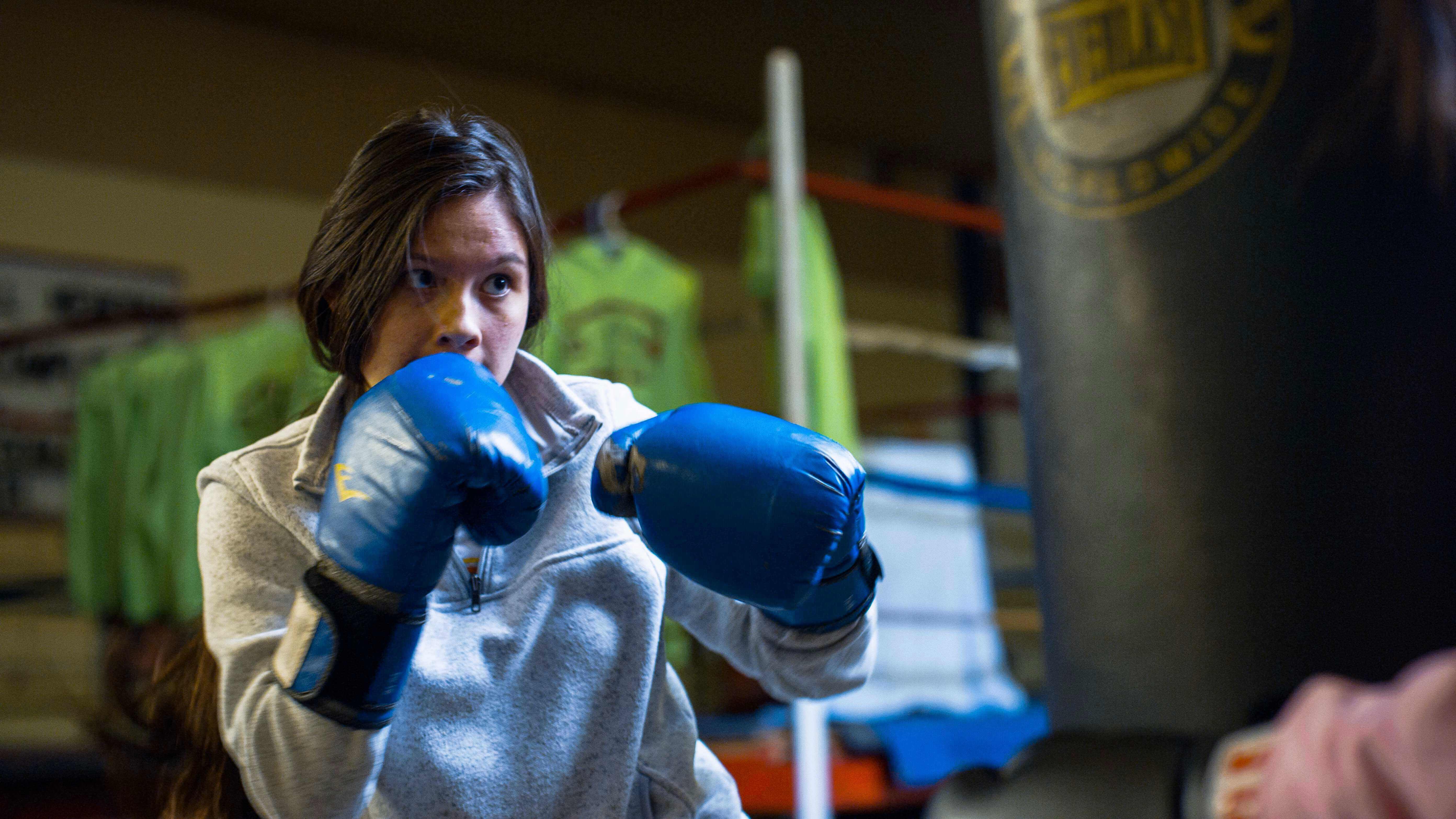 Blackfeet Boxing: Not Invisible